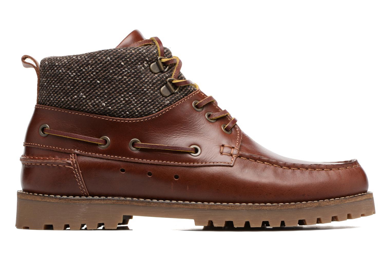 Bottines et boots Mr SARENZA Stellan Marron vue détail/paire