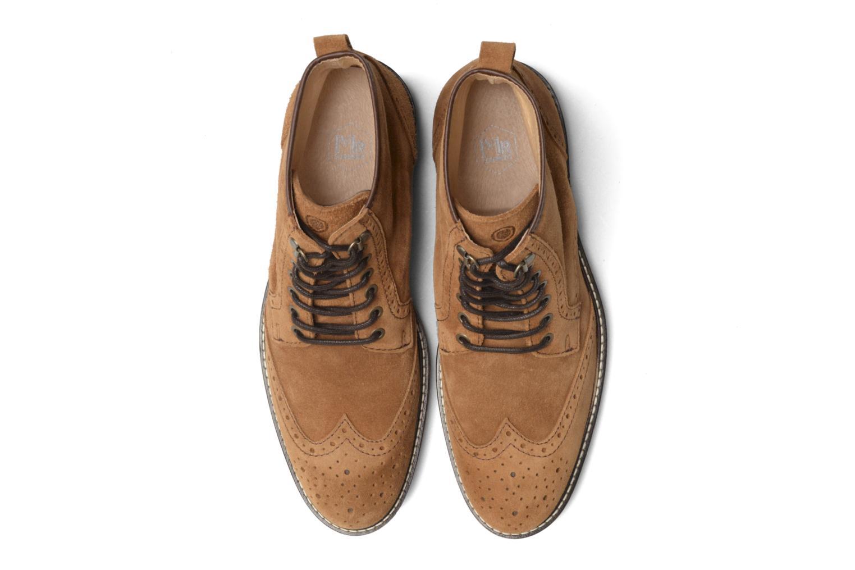 Boots en enkellaarsjes Mr SARENZA Spoling Bruin model