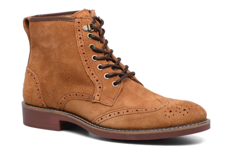 Boots en enkellaarsjes Mr SARENZA Spoling Bruin rechts