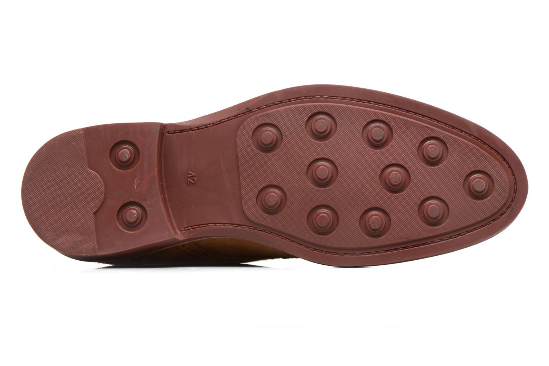 Boots en enkellaarsjes Mr SARENZA Spoling Bruin boven