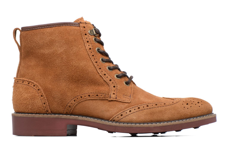 Boots en enkellaarsjes Mr SARENZA Spoling Bruin detail