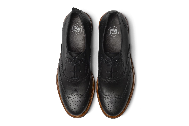 Chaussures à lacets Mr SARENZA Sulivan Noir vue portées chaussures