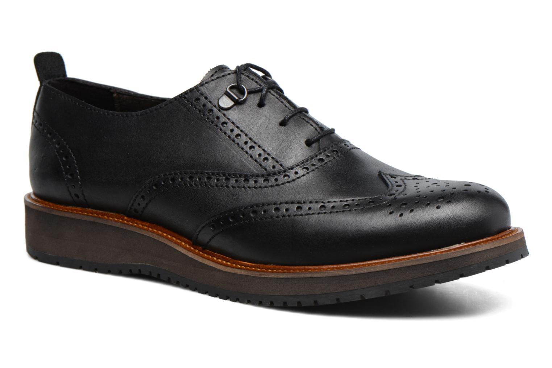 Chaussures à lacets Mr SARENZA Sulivan Noir vue droite
