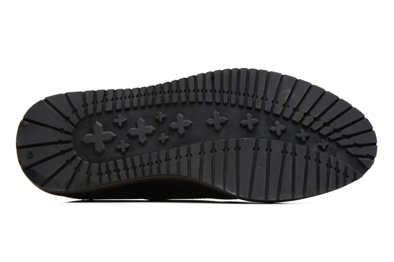 Chaussures à lacets Mr SARENZA Sulivan Noir vue haut