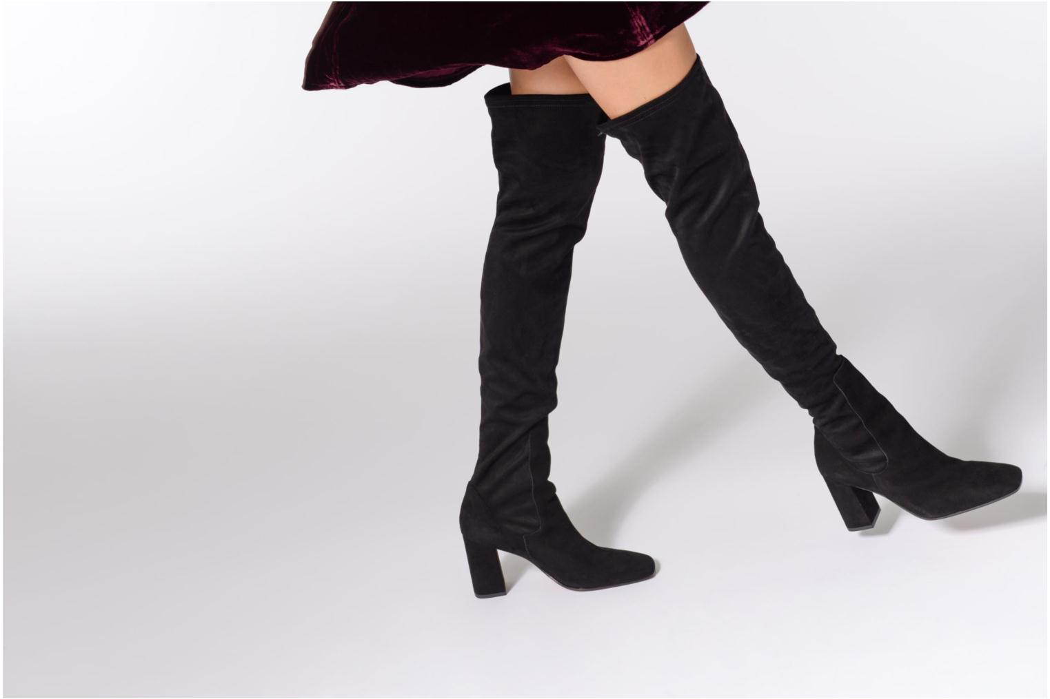 Boots & wellies Elizabeth Stuart Pinot 186 Black view from underneath / model view
