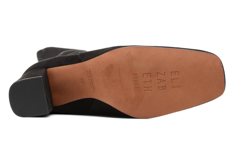 Botas Elizabeth Stuart Pinot 186 Negro vista de arriba