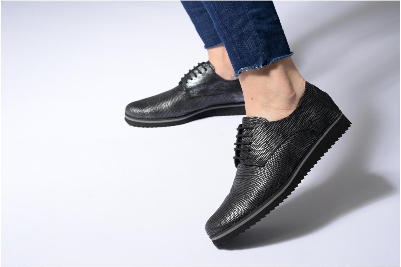 Chaussures à lacets Elizabeth Stuart Army 319 Noir vue bas / vue portée sac