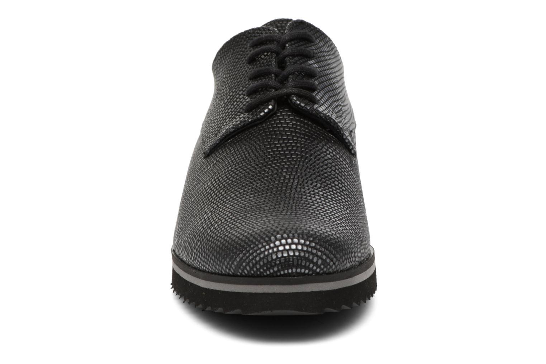 Chaussures à lacets Elizabeth Stuart Army 319 Noir vue portées chaussures