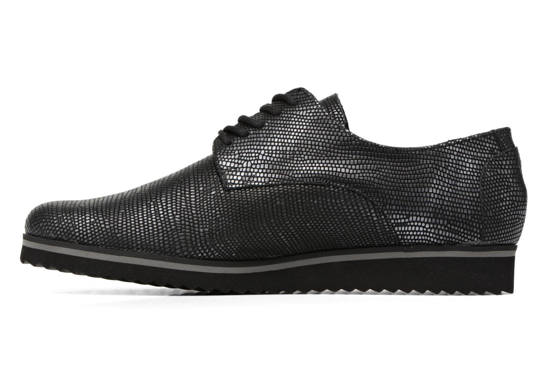 Chaussures à lacets Elizabeth Stuart Army 319 Noir vue face