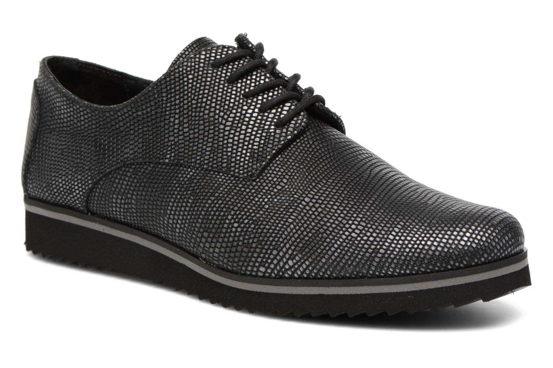 Chaussures à lacets Elizabeth Stuart Army 319 Noir vue détail/paire