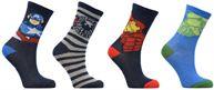 Sokken en panty's Accessoires Chaussettes Lot de 4 Avengers