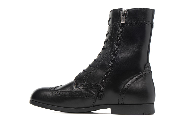 Bottines et boots Birkenstock Laramie Noir vue face