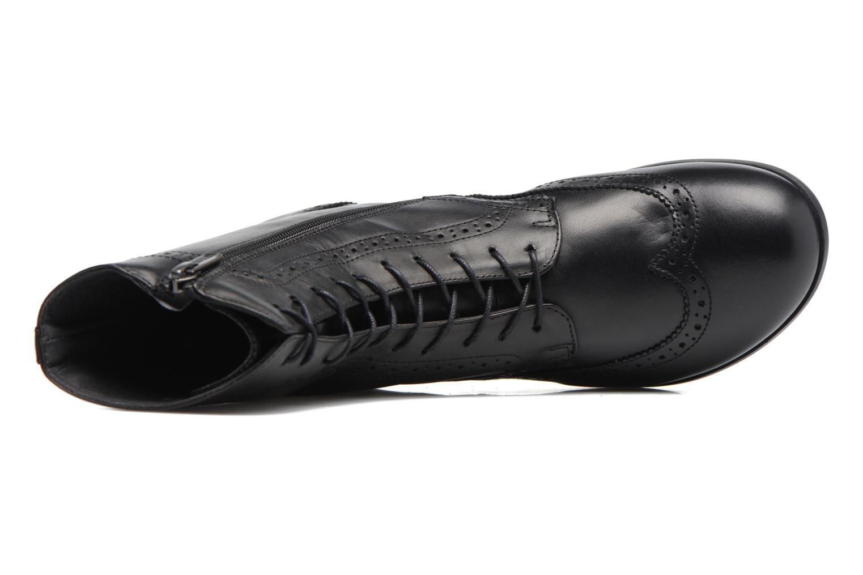 Bottines et boots Birkenstock Laramie Noir vue gauche