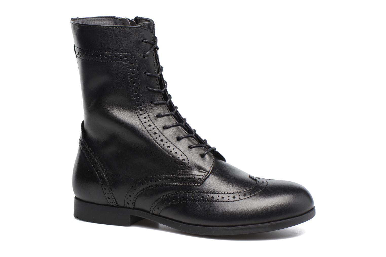Bottines et boots Birkenstock Laramie Noir vue détail/paire