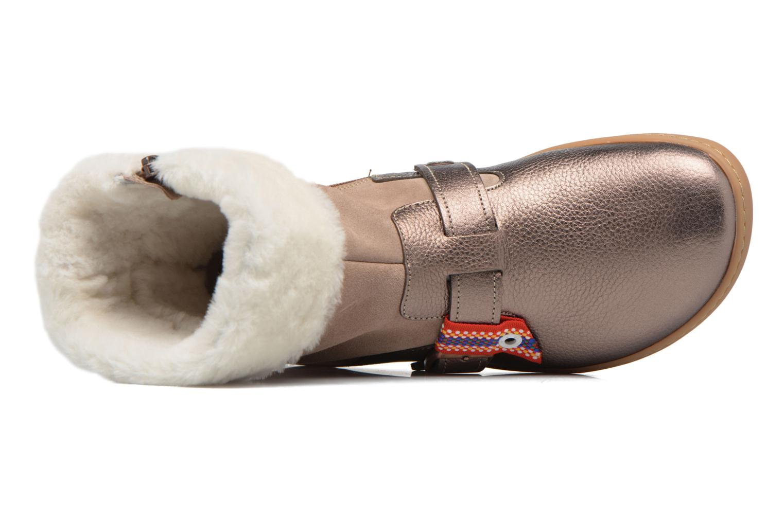 Stirling Sheepskin Bronze