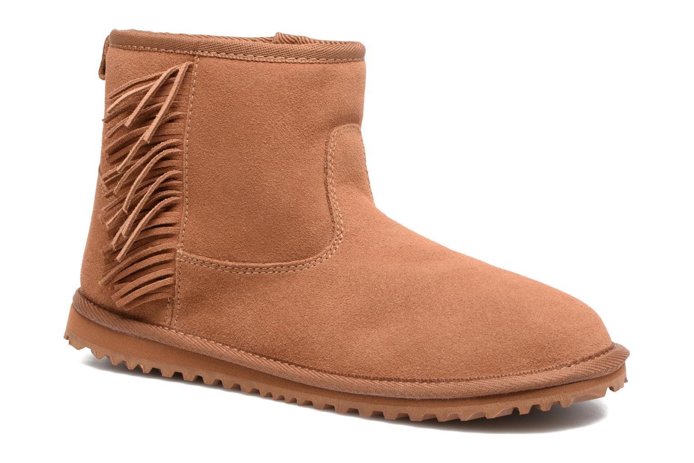 Bottines et boots Roxy Joyce Marron vue détail/paire