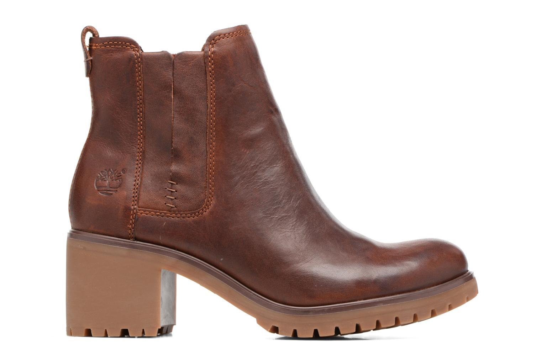 Bottines et boots Timberland Averly Chelsea Marron vue derrière