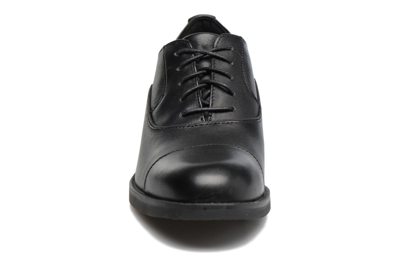 Schnürschuhe Timberland Beckwith Lace Ox schwarz schuhe getragen