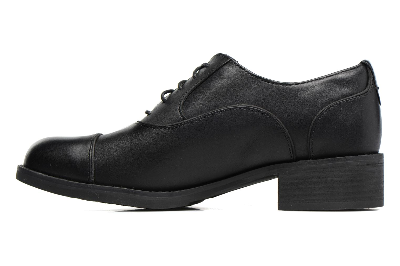 Zapatos con cordones Timberland Beckwith Lace Ox Negro vista de frente
