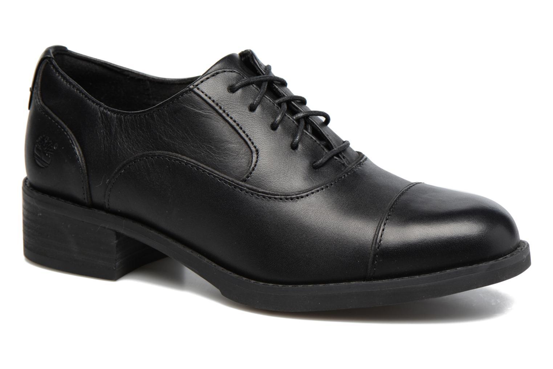 Zapatos con cordones Timberland Beckwith Lace Ox Negro vista de detalle / par