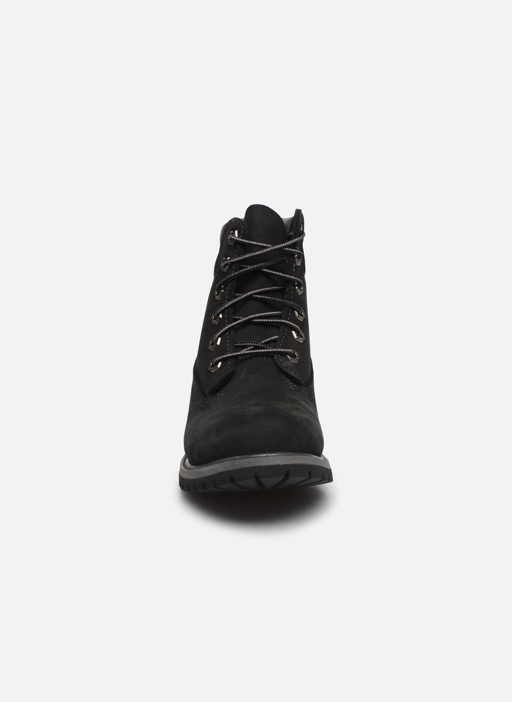 Bottines et boots Timberland Lyonsdale Chelsea Noir vue portées chaussures