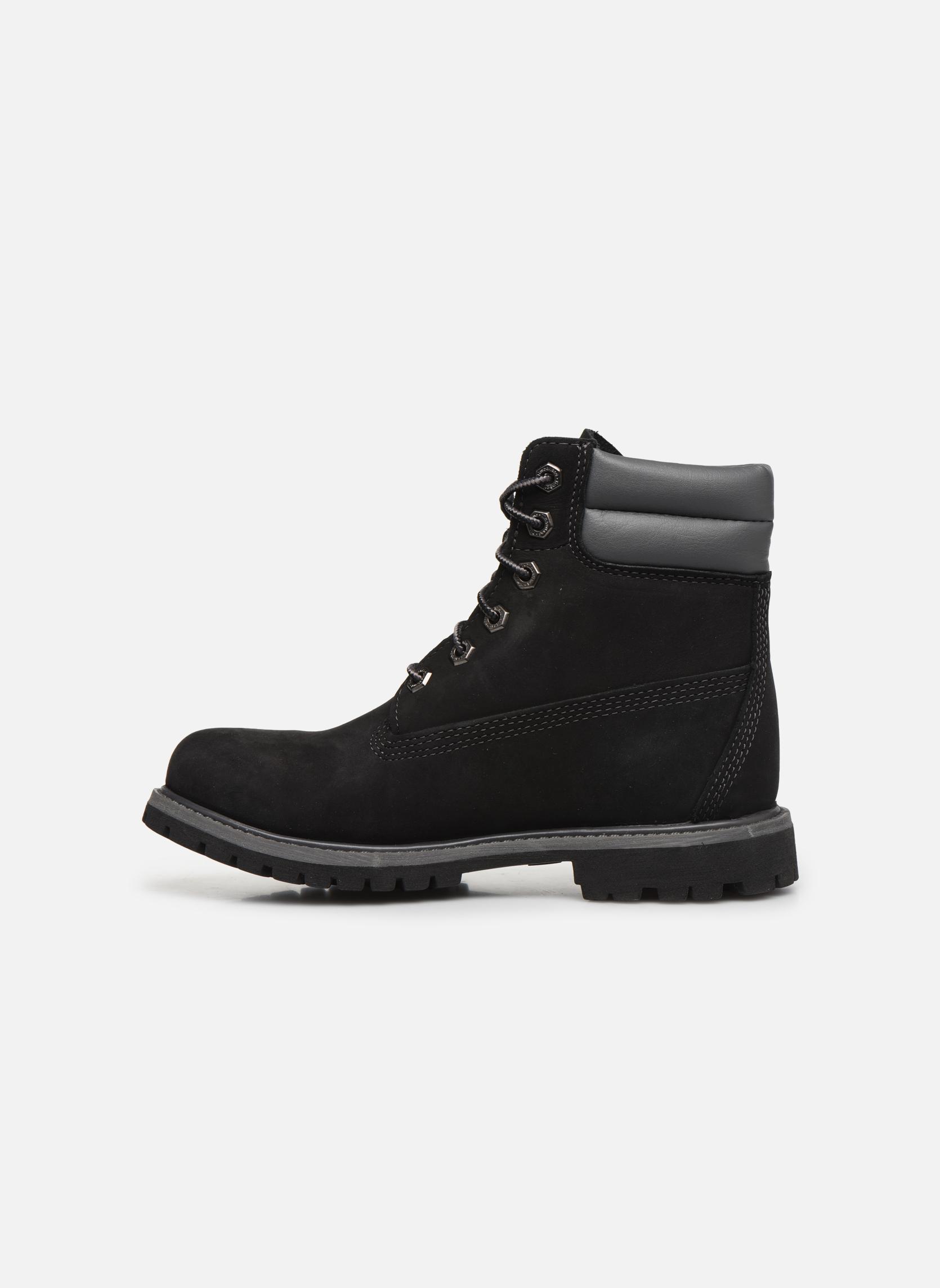 Bottines et boots Timberland Lyonsdale Chelsea Noir vue face