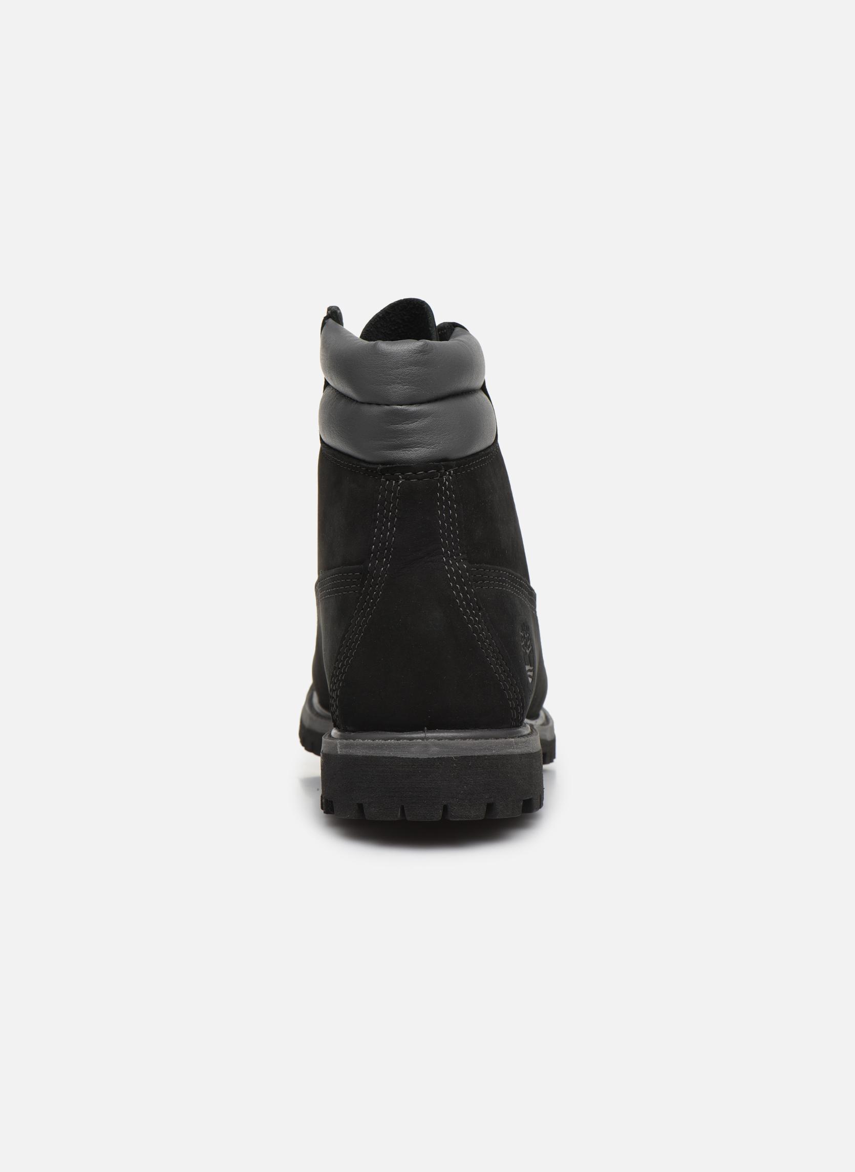 Bottines et boots Timberland Lyonsdale Chelsea Noir vue droite