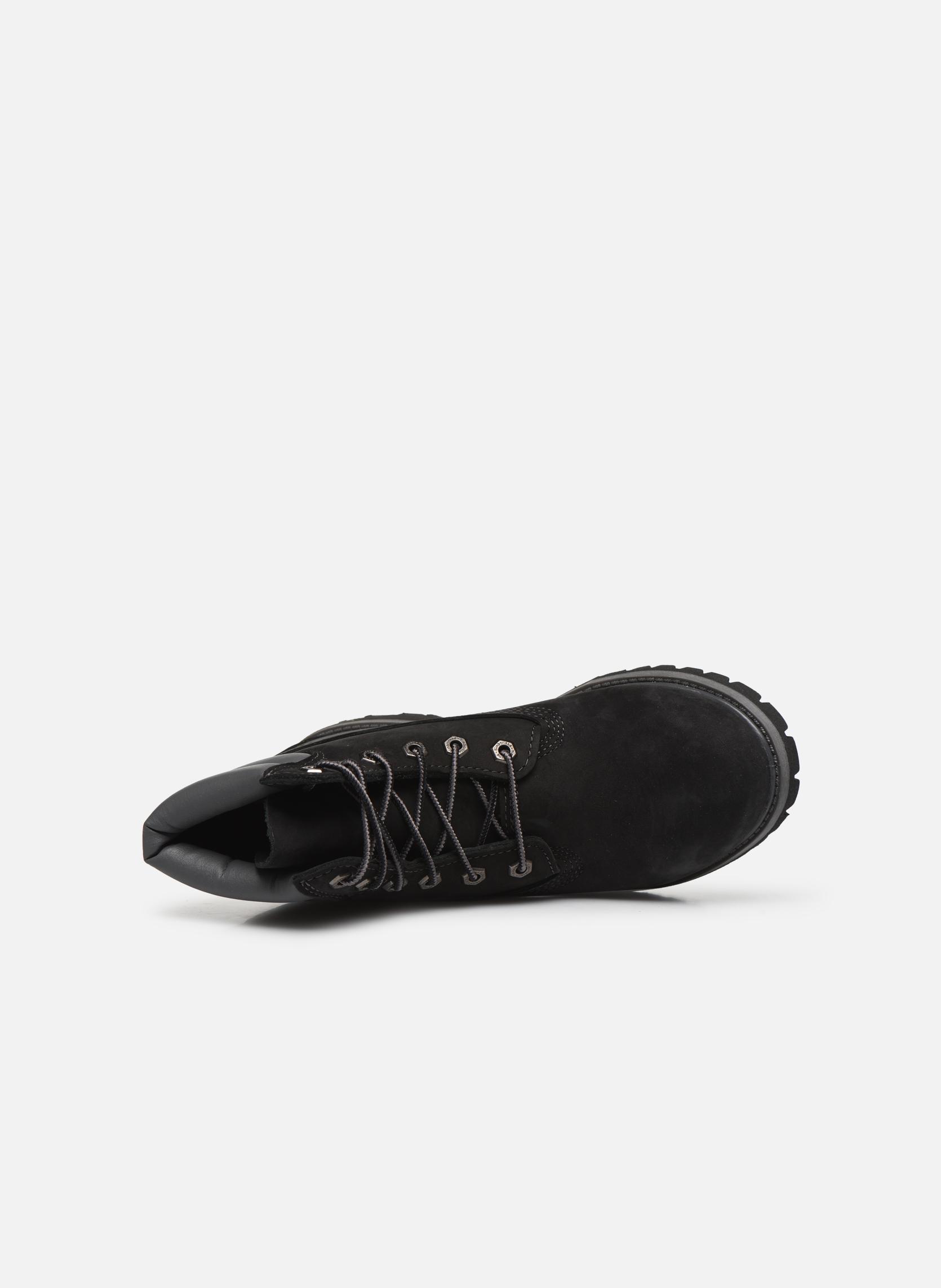 Bottines et boots Timberland Lyonsdale Chelsea Noir vue gauche