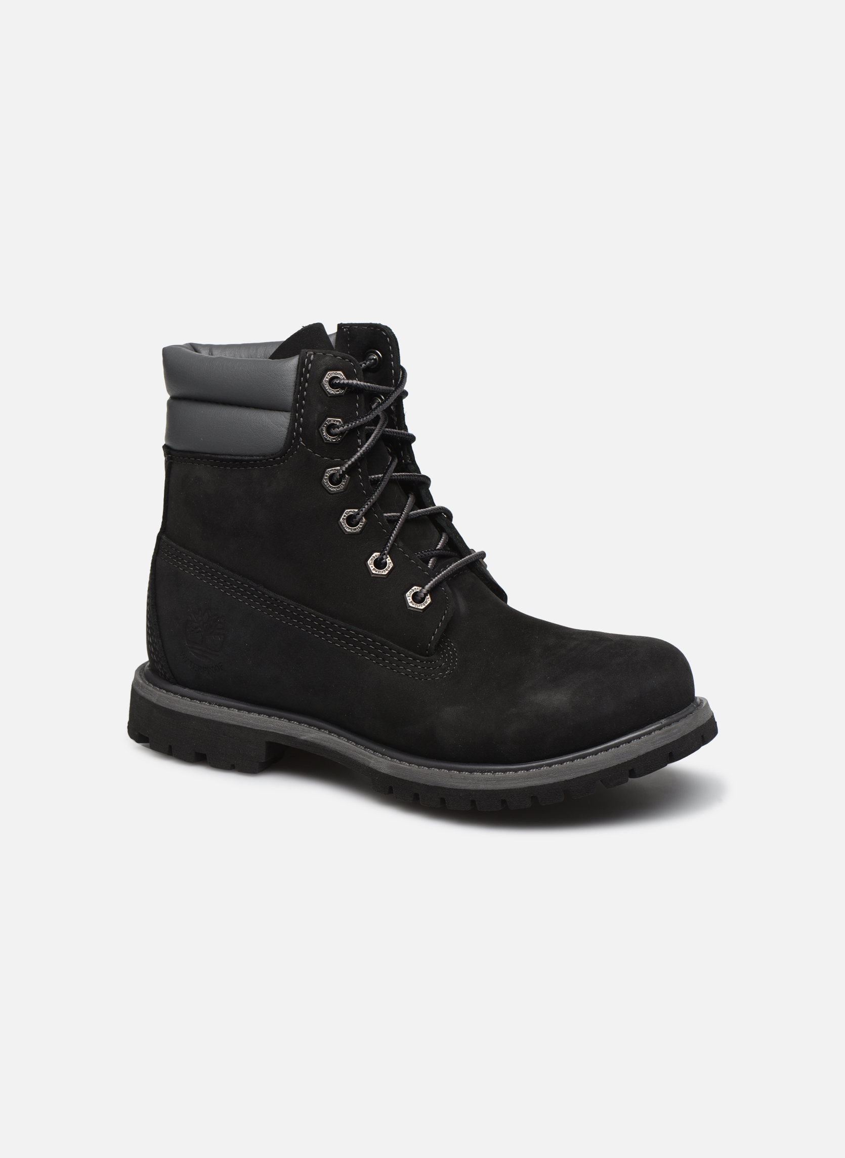 Bottines et boots Timberland Lyonsdale Chelsea Noir vue détail/paire