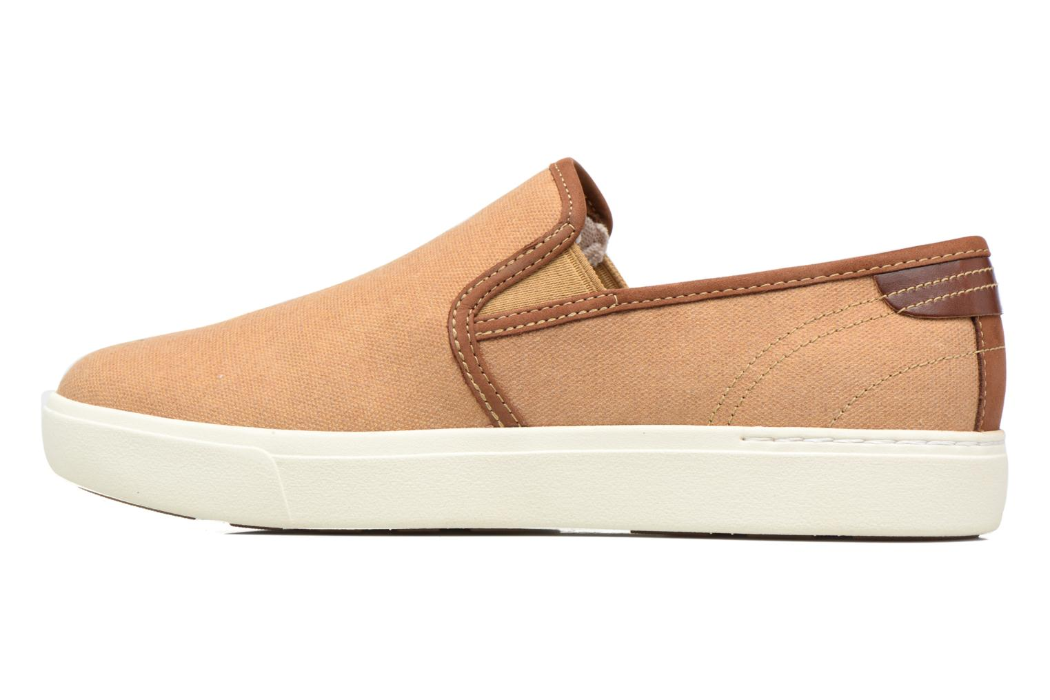 Baskets Timberland Amherst Double Gore Marron vue face
