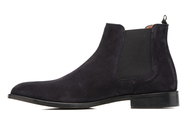 Boots en enkellaarsjes Marvin&Co Rothwell Blauw voorkant