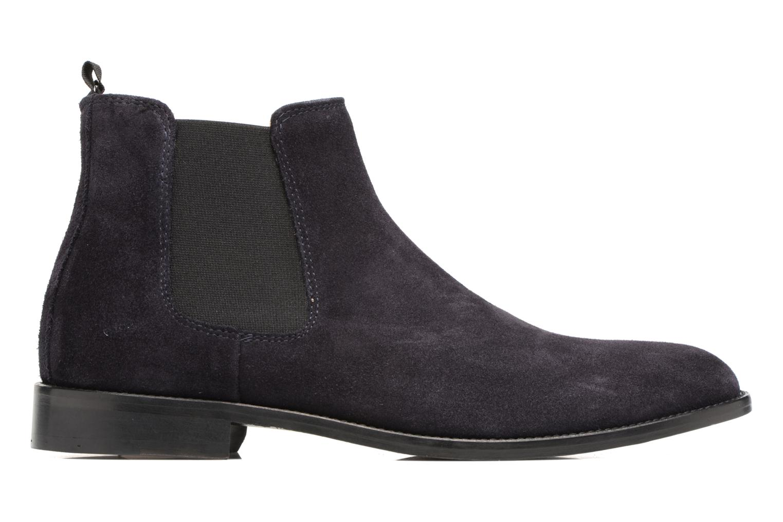 Boots en enkellaarsjes Marvin&Co Rothwell Blauw achterkant