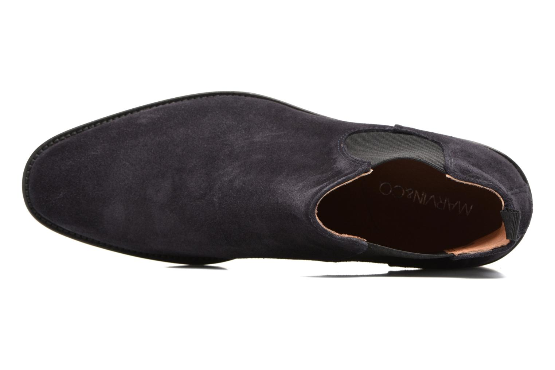 Boots en enkellaarsjes Marvin&Co Rothwell Blauw links