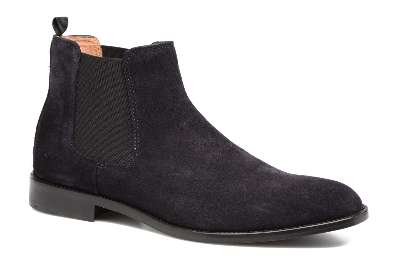 Boots en enkellaarsjes Marvin&Co Rothwell Blauw detail