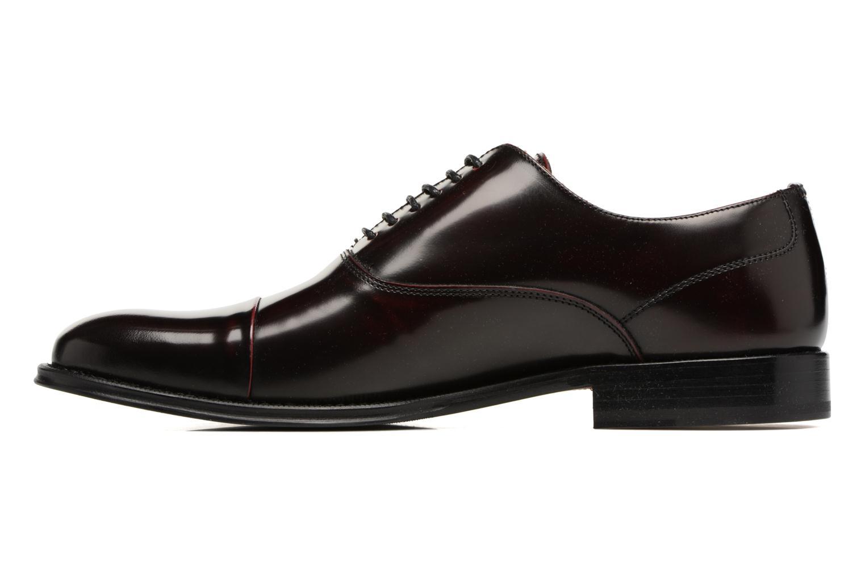 Chaussures à lacets Marvin&Co Retford Bordeaux vue face