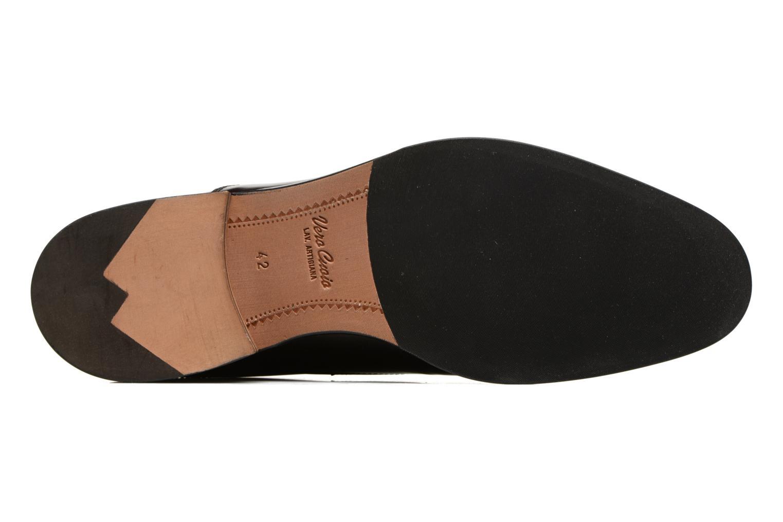 Chaussures à lacets Marvin&Co Retford Bordeaux vue haut