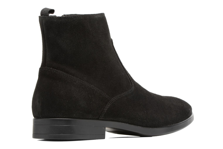 Bottines et boots Mr SARENZA Randy Noir vue face