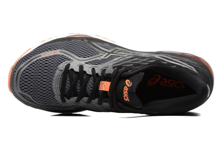 Chaussures de sport Asics Gel-Cumulus 19 Gris vue gauche