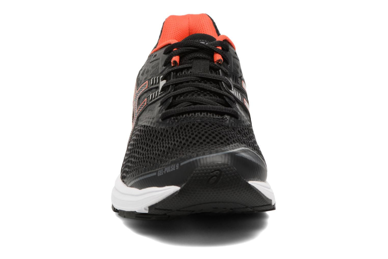 Chaussures de sport Asics Gel-Pulse 9 Noir vue portées chaussures