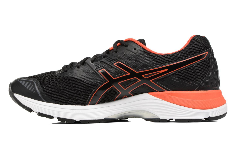 Chaussures de sport Asics Gel-Pulse 9 Noir vue face