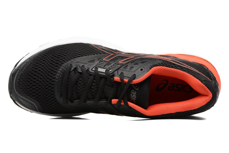 Chaussures de sport Asics Gel-Pulse 9 Noir vue gauche