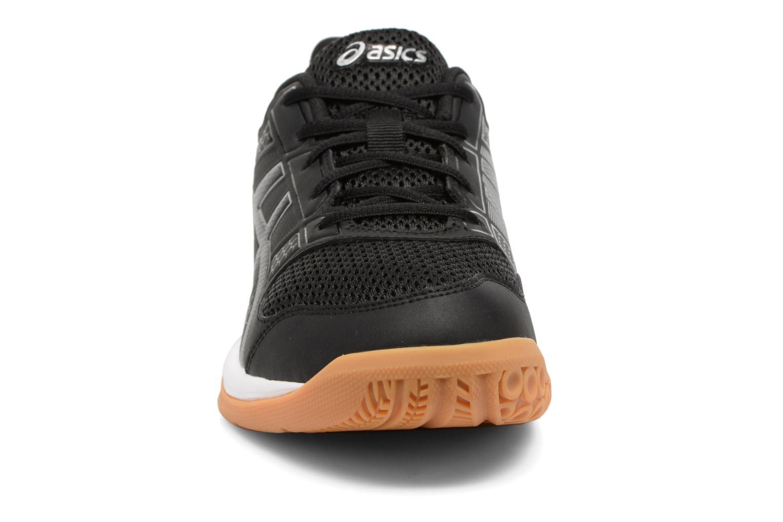Chaussures de sport Asics Gel-Rocket 8 Noir vue portées chaussures