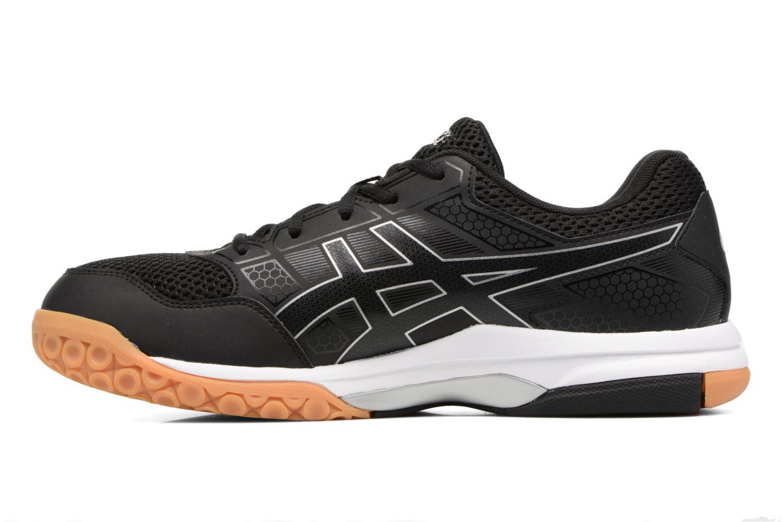 Chaussures de sport Asics Gel-Rocket 8 Noir vue face