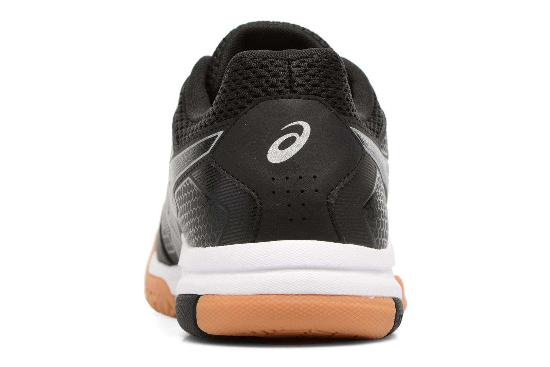 Chaussures de sport Asics Gel-Rocket 8 Noir vue droite