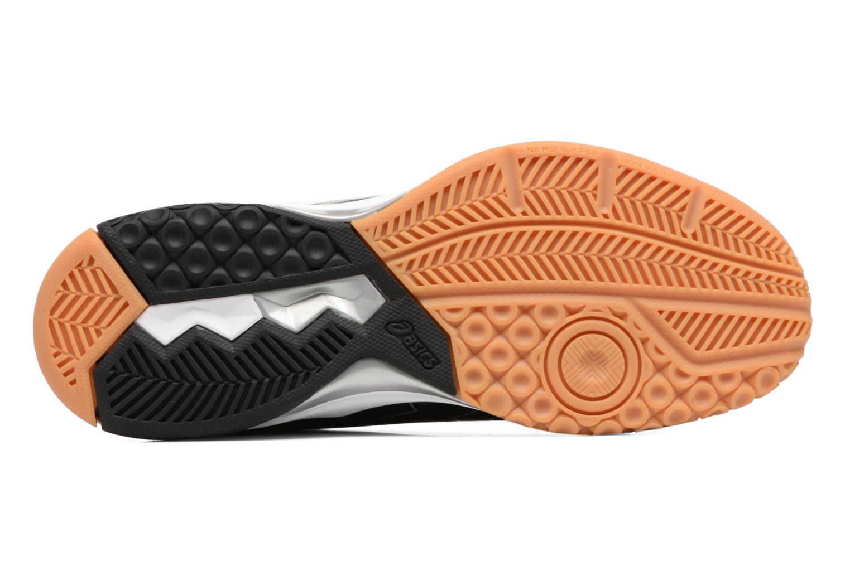 Chaussures de sport Asics Gel-Rocket 8 Noir vue haut