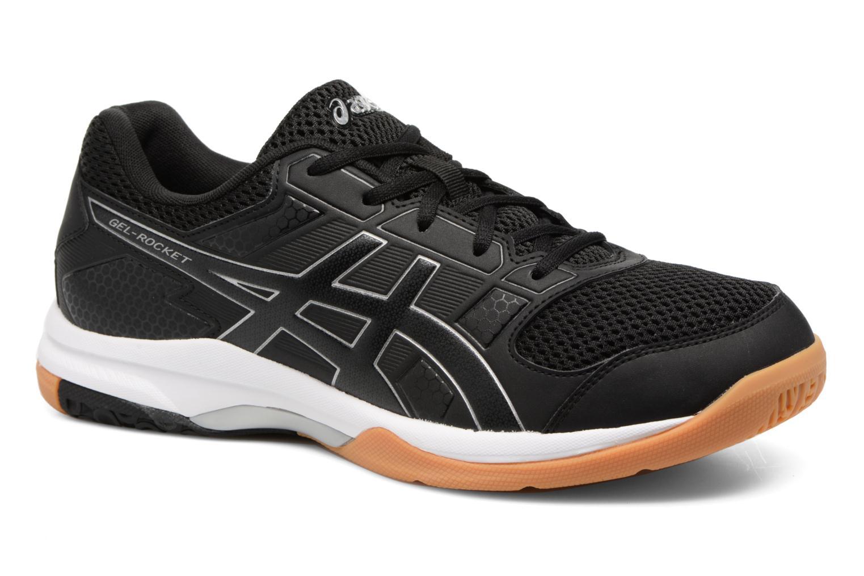 Chaussures de sport Asics Gel-Rocket 8 Noir vue détail/paire