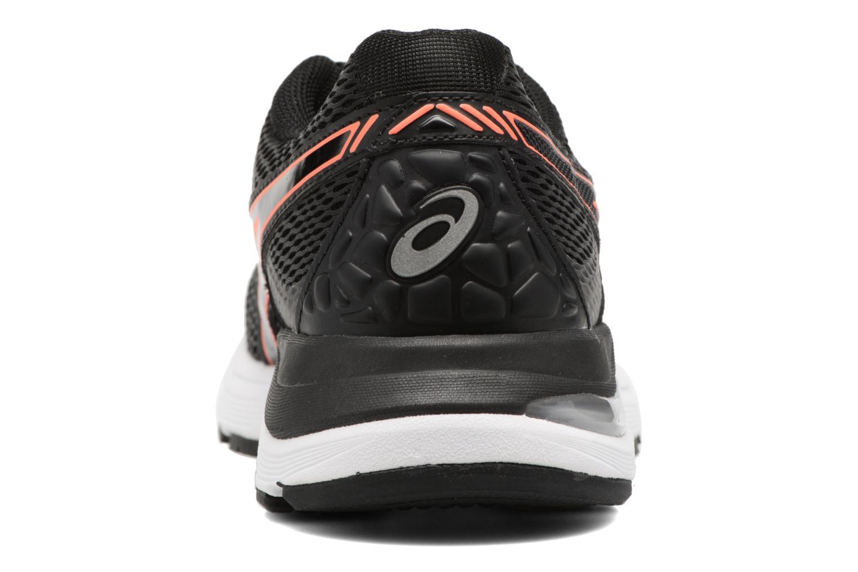 Chaussures de sport Asics Gel-Pulse 9 W Noir vue droite