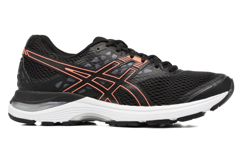 Chaussures de sport Asics Gel-Pulse 9 W Noir vue derrière