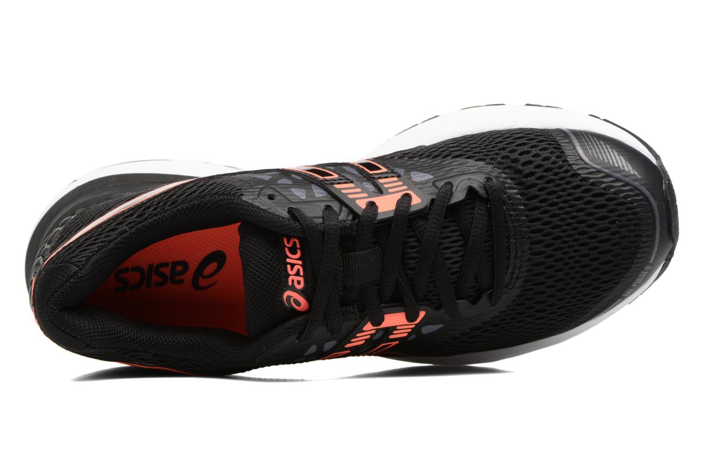 Chaussures de sport Asics Gel-Pulse 9 W Noir vue gauche