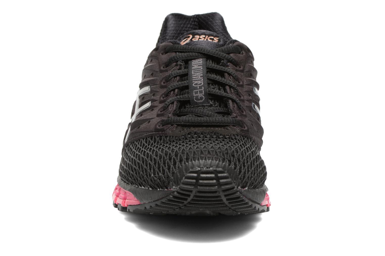 Chaussures de sport Asics Gel-Quantum 180 2 W Noir vue portées chaussures
